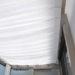 夏の日差しで暑くなったサンルームにお取り付けした日除けのカーテンをご紹介します