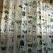 図鑑のよう繊細に描かれた植物や昆虫の図柄が美しいカーテンのご紹介です。